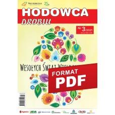 Hodowca Drobiu 3/2021 - wydanie online