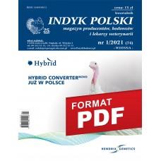 Indyk Polski 74 (1/2021) - wydanie online
