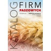 Katalog Firm Paszowych 2019 - (XI edycja)