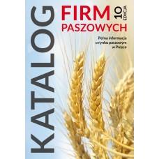 Katalog Firm Paszowych 2016 - (X edycja)