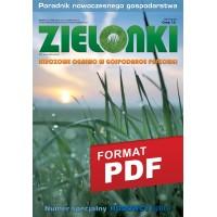 Zielonki - kluczowe ogniwo w gospodarce paszowej - wersja pdf